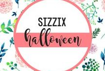 SIZZIX HALLOWEEN / Here is where all the ghoulishly creative Sizzix Halloween projects made with some of our eeriest designs come to haunt you! Let your imagination come to life with witches, bats, haunted houses and cats! / by Sizzix