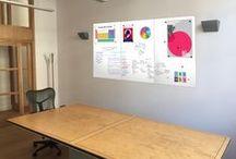 SalesSeek / Server Density Board Room Art / Let's decorate the lovely new Board Room at SalesSeek. / by Sam Proud