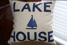 decorating my lake house / by charlann