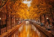 • Netherlands • / Places to see and things to do in the Netherlands.