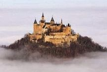 • Castles • / The most beautiful castles in the world.