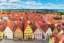 • Germany • / Places to see and things to do in Germany.