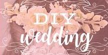 DIY Wedding / Whatever your theme or style, Sizzix® is here to help make your own, or friend or family member's wedding personalised and special with help from these DIY wedding projects.