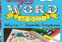 Christian Coloring Pages & Faith Coloring Books for Adults & Grownups / Christian coloring pages, faith-based coloring books, coloring books for Christian adults and teens