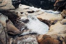 RIVERS / Photography of rivers, streams, brooks  #rivers #streams #brook #nature