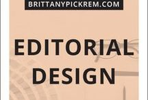 Design  |  Editorial Design & Layout Design