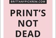 Design  |  Print Design Inspiration