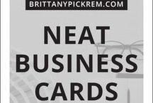 Branding  |  Business Cards