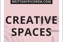 Lifestyle  |  Creative Spaces