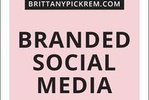 Branding  |  Social Media