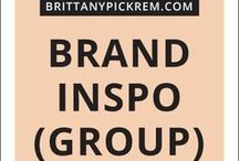 Branding  |  Brand Inspiration Group Board / Group board for Branding Designers working in the Design & Marketing industry.