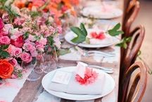 Tablescapes / by Kristen Bomberger