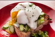 Recipes to Try - Breakfast/Brunch / by Rosemary Wynn