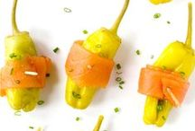 Recipes To Try Apps & Snacks / by Rosemary Wynn