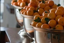 tangerines decor / by The French Tangerine (jan vrana)