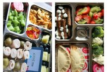 Bento Lunches ! / Healthy and Appealing Lunches !