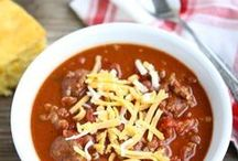 Game Day / Wow your guests with these classic and creative game day dishes!