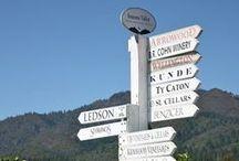 Wine Country & SF Bay Area / by Rosemary Wynn