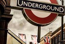 London Calling / by Rosemary Wynn