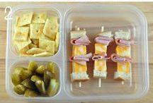 Kid Lunch Ideas / by Rosemary Wynn
