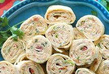 Party Time! / Great dishes to bring to parties and potlucks, or to make for your own party!