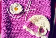 Crochets/ Knittings