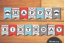 Sams 1st Birthday Party!
