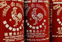 For the Love of Sriracha!! ♥ / The other love in my life: Sriracha.