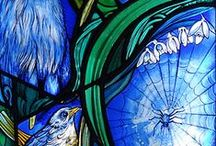 Stained Glass Art / A beautiful and inspirational art form.