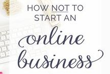 Business & Entrepreneurship / How to do business right when you're a freelancer or small biz owner, tips for solopreneurs, mompreneurs, female entrepreneurs, small business owners to run their business smoothly.
