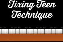 Piano/Violin Technique / music lessons