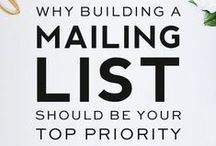Email Marketing & Newsletters / Why is email marketing and newsletters useful, how to set up an email marketing software to send autoresponders, what to write about in your newsletter. What newsletter softwares to use.