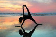 yoga, God, everything else