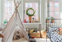 Favorite Kid's Rooms