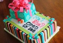 baby shower / gender reveal & announcements. / by Amanda Bain
