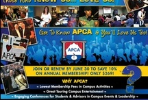 ALL ABOUT APCA! / by APCA