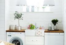 Deco - Laundry Room / by Carla Sousa