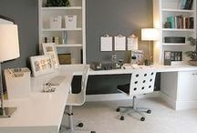 Deco - Home Office / by Carla Sousa