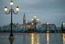 Italia / All the colors of beautiful Italy.