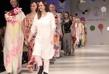 BAF 2012  / Mariana Cortés presento la nueva colección de Juana de Arco en el Buenos Aires Fashion Week.  Primavera / Verano 2013 - Colección Aerosol
