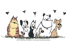 Cartoons - Mutts