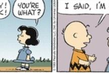 Cartoons - Peanuts / by Carla Sousa