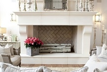 Fireplace / by Ashley Anderson