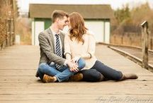 Snap it | Couples / photography tips and ideas for engagements and couple photos. / by Amy Baits