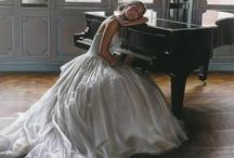 Ballerina on Piano