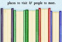 bookworm! / by Amanda Bain