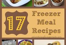 Recipes: Freezer to Crockpot