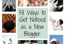 blogging. / by Amanda Bain