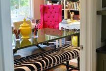 Home Office / by Delane@AutumnWoodBears