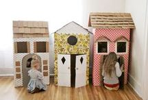 Card Board Real Estate / by Delane@AutumnWoodBears